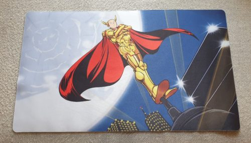 1 Player Custom Playmat photo review