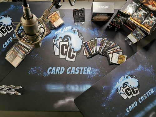 2 Player Custom Playmat XXL photo review
